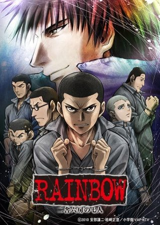 Rainbow Nisha Rokubou no Shichinin Sub Indo Batch Eps 1-26 Lengkap