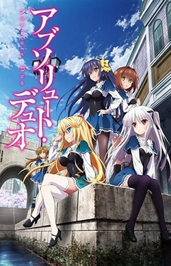 Absolute Duo BD Sub Indo Batch Eps 1-12 Lengkap