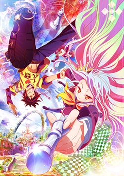 No Game No Life BD Sub Indo Batch Eps 1-12 Lengkap