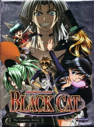 Black Cat Sub Indo Batch Eps 1-23 + OVA Lengkap