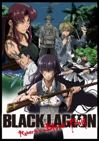 Black Lagoon Roberta's Blood Trail BD Sub Indo Batch Eps 1-5 Lengkap