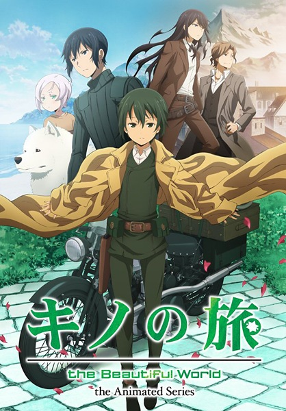 Kino no Tabi The Beautiful World The Animated Series Sub Indo Batch Eps 1-12 Lengkap
