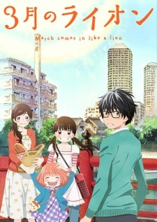 3-gatsu no Lion Season 1 BD Sub Indo Batch Eps 1-24 Lengkap