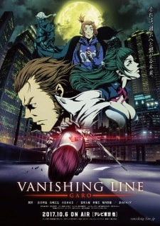 Garo Vanishing Line Sub Indo Batch Eps 1-24 Lengkap