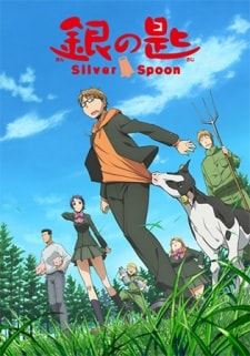 Gin no Saji Season 1 BD Sub Indo Batch Eps 1-11 Lengkap