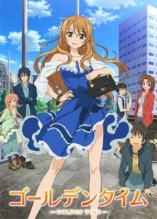Golden Time BD Sub Indo Batch Eps 1-24 Lengkap