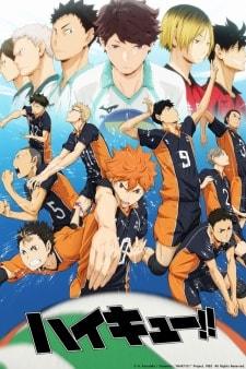 Haikyuu Season 1 BD Sub Indo Batch Eps 1-25 Lengkap