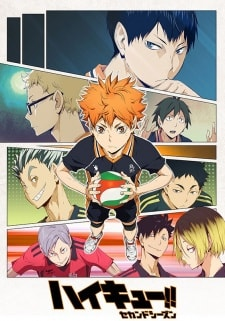 Haikyuu Season 2 BD Sub Indo Batch Eps 1-25 Lengkap