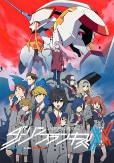 Darling in the FranXX Sub Indo Batch Eps 1-24 Lengkap