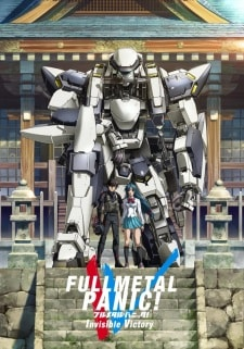 Full Metal Panic Invisible Victory Sub Indo Batch Eps 1-12 Lengkap