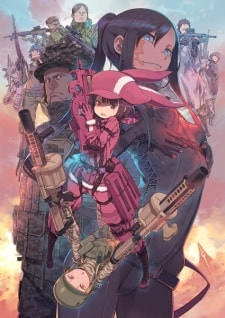 Sword Art Online Alternative Gun Gale Online Refrain Sub Indo Lengkap