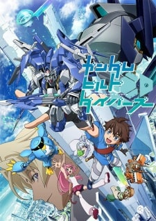 Gundam Build Divers Sub Indo Batch Eps 1-25 Lengkap
