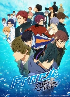 Free Dive to the Future Sub Indo Batch Eps 1-12 Lengkap