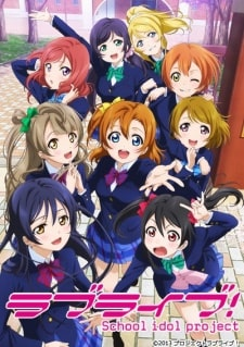 Love Live School Idol Project Season 1 BD Sub Indo Batch Eps 1-13 Lengkap