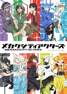Mekakucity Actors BD Sub Indo Batch Eps 1-12 Lengkap