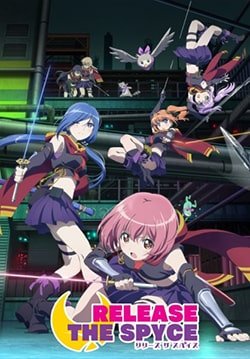 Release the Spyce Sub Indo Batch Eps 1-12 Lengkap
