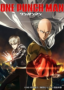 One Punch Man Season 1 BD