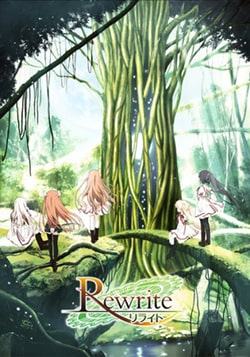 Rewrite Season 1 BD Sub Indo Batch Eps 1-13 Lengkap
