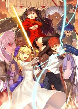 Fate stay night UBW Season 2 Sunny Days BD Sub Indo Lengkap