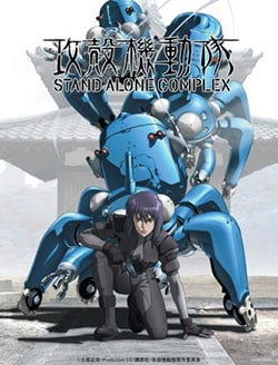 Ghost in the Shell Stand Alone Complex Season 1 BD Sub Indo Batch Eps 1-25 Lengkap