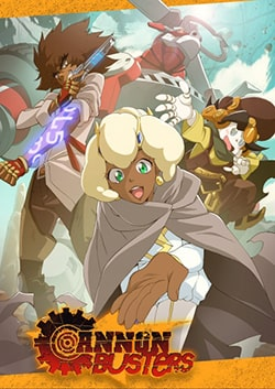 Cannon Busters Sub Indo Batch Eps 1-12 Lengkap