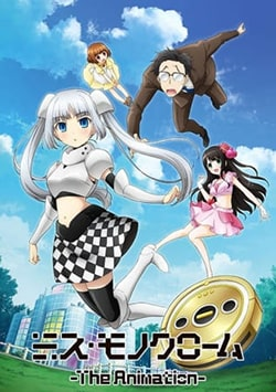 Miss Monochrome S1 Sub Indo Batch Eps 1-13 Lengkap