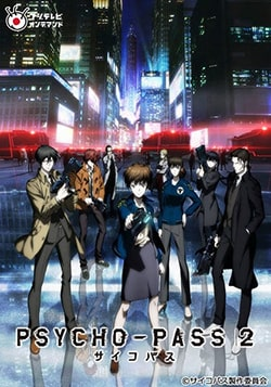 Psycho Pass Season 2 BD Sub Indo Batch Eps 1-11 Lengkap