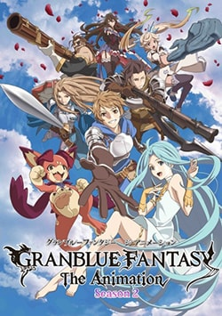 Granblue Fantasy The Animation Season 2 Sub Indo Batch Eps 1-12 Lengkap