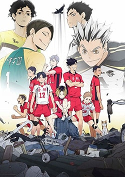 Haikyuu Riku vs. Kuu Sub Indo Batch Eps 1-2 Lengkap