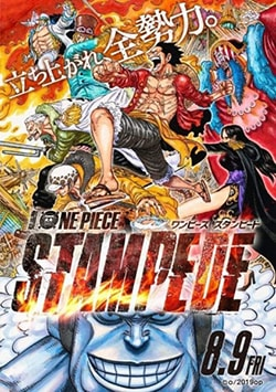 One Piece Stampede Sub Indo