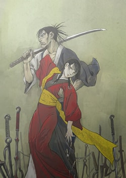 Mugen no Juunin Immortal Sub Indo Batch Eps 1-24 Lengkap