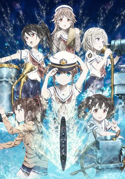 High School Fleet Movie BD Sub Indo