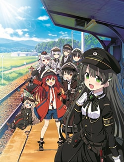 Rail Romanesque BD Sub Indo Batch Eps 1-12 Lengkap
